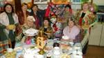В Казинской библиотеке прошел праздник «Сударыня масленица» с участницами клуба «Ровесницы».