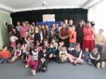 «Серебряные» волонтеры - детям